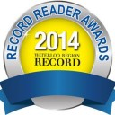 "#1 Winner for favourite local Martial Arts studio""! Waterloo Region Record's 2014 Reader Awards"