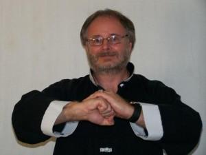 Sifu Lloyd Fridenburg at Waterloo Kung-Fu Academy