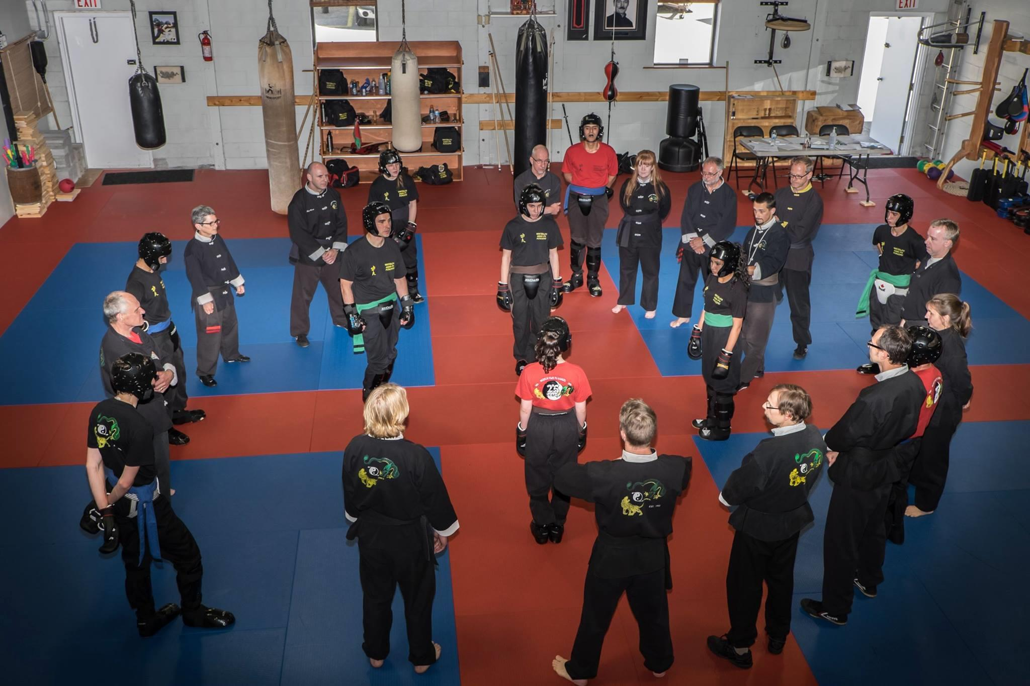 Adult Novice II-Intermediate Grading – Sat. Oct 21, 2017, 12:30pm