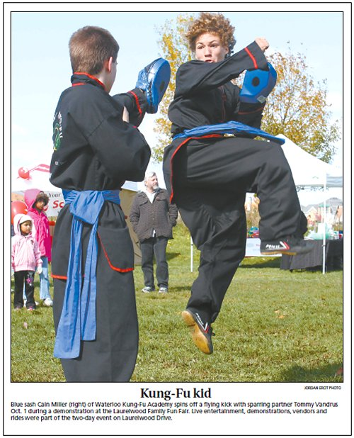 Laurelwood Family Fun Fair – October 1, 2011