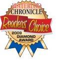 Waterloo Chronicle 2009 Readers' Choice Diamond Award