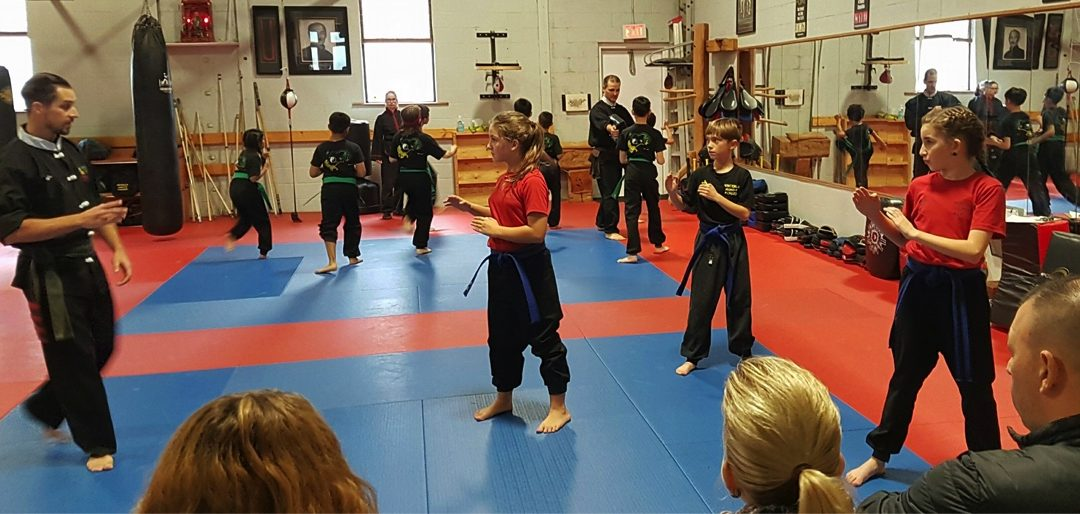 Empowerment Self Defence for Youth & Junior Students