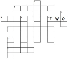 Kung fu crossword puzzle waterloo kung fu academy example 6 across how many weeks before your grading do you need to have your stripes and be on the list by answer two ccuart Image collections