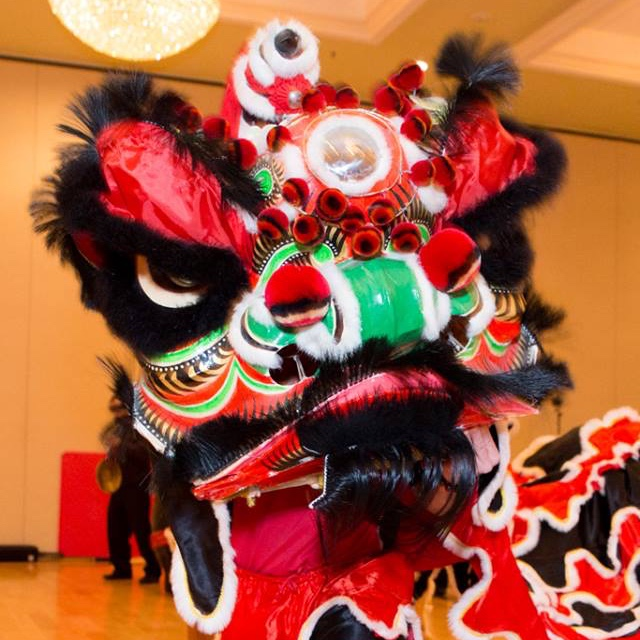 Lion Dance Practice – Sun. Feb 4, 2018, 1:30pm
